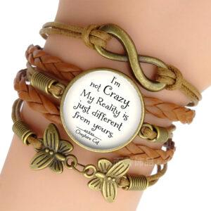 Steampunk armband 4