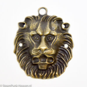 Steampunk leeuw