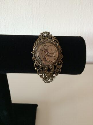 Steampunk armband 5