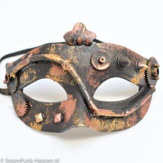 Steampunk masker Manuela