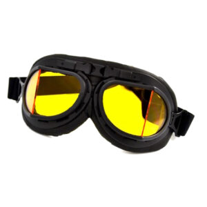 Steampunk piloten goggles 17