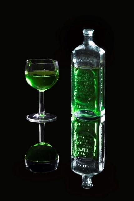 absint groen