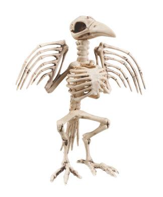 Steampunk kraaien skelet Louis