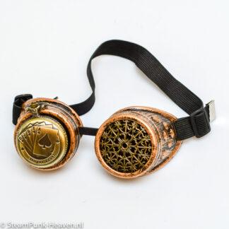 Steampunk goggles 404