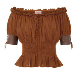 Steampunk blouse Amy
