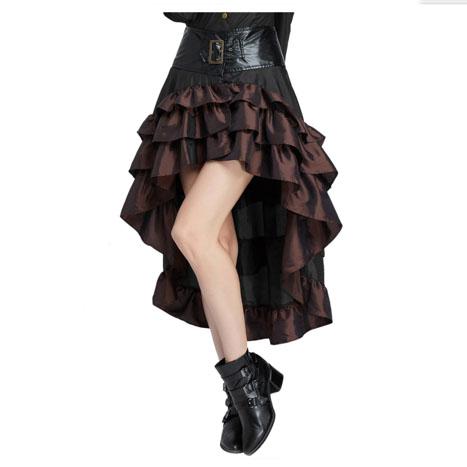 Steampunk dames rok Sheila Jordan