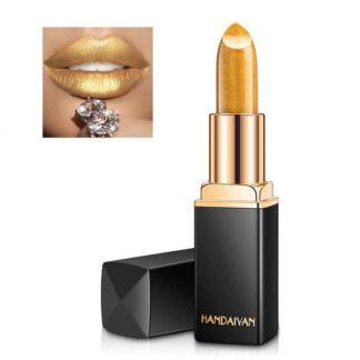 Steampunk lipstick Demi - Speel met een gedurfde kleur