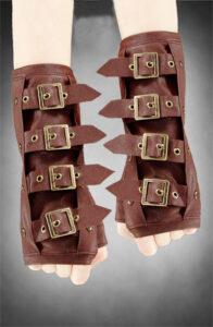 Steampunk handschoenen 12
