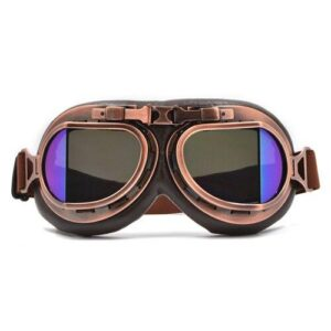 Steampunk piloten goggles 21