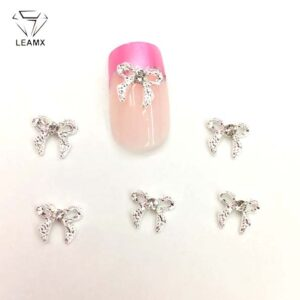 Steampunk nail art decoratie Larissa
