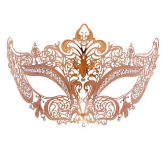 Masque 23, filigraan masker van metaal