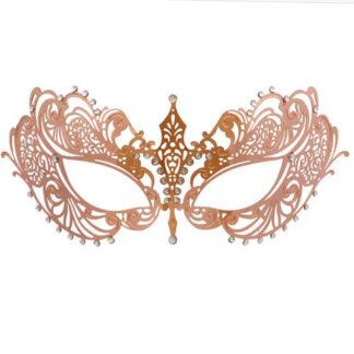 Masque 25, filigraan masker van metaal