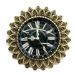 Steampunk broche 40