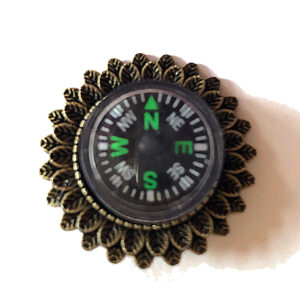 Steampunk broche 31
