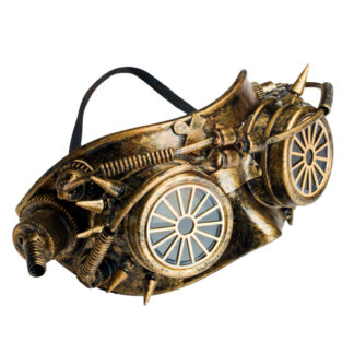 Steampunk masker Errol