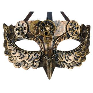 Steampunk masker Gina