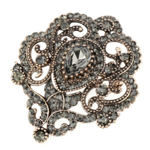 Steampunk broche 60