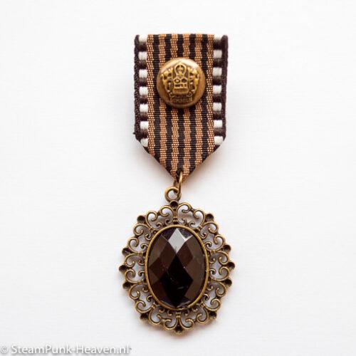 Steampunk medaille Hortatius