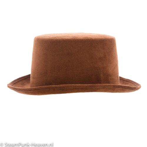 Steampunk hoge hoed Jan