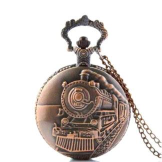 Steampunk zakhorloge 6