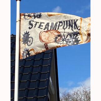 Steampunk vlag