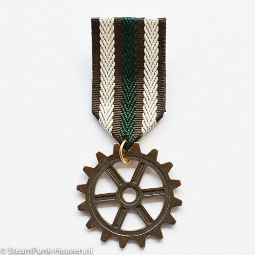 Steampunk medaille Graf Zeppelin