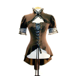 Steampunk shirt Devina