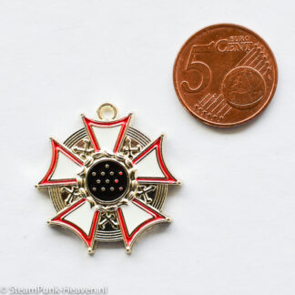 Steampunk medaille 4