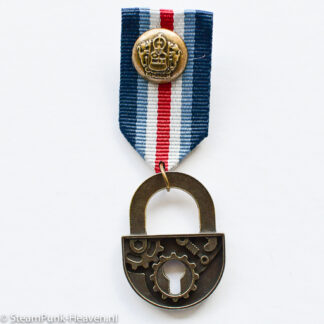 Steampunk medaille Memphis Belle