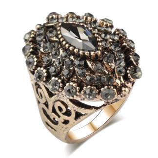 Steampunk ring 99