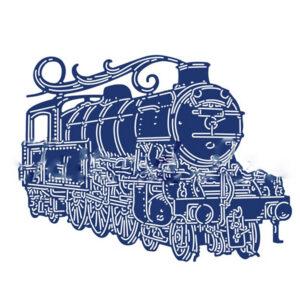 Steampunk stencil stoomlock