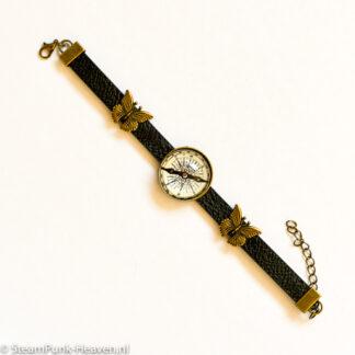 Steampunk armband 7