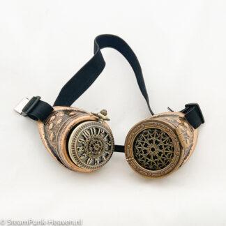 Steampunk goggles 132