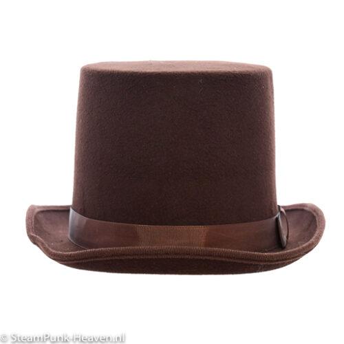 Steampunk hoed Stefan