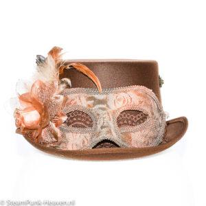 Steampunk hoed Josette