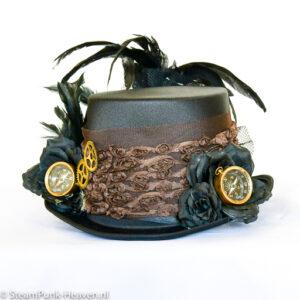Steampunk hoed Odette