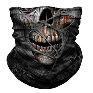 Steampunk bandana Creeper