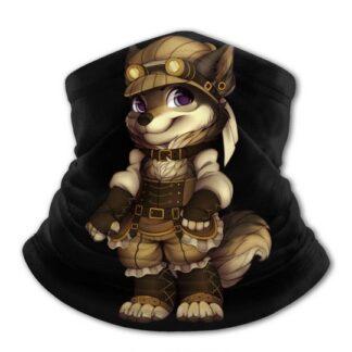 Steampunk bandana Foxy