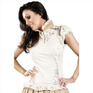 Steampunk blouse Sally