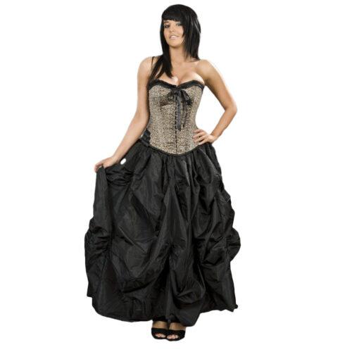 Steampunk dames rok Bette