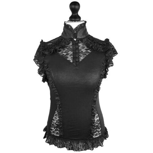 Steampunk blouse Rayna