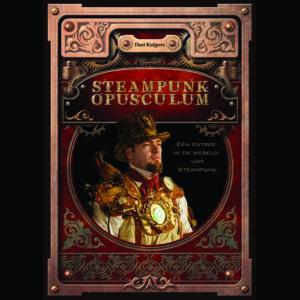 Steampunk boek Steampunk Opusculum