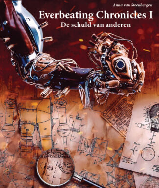Steampunk boek The Everbeating Chronicals