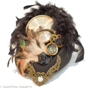 Steampunk hoed Isabella