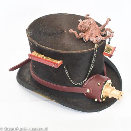 Steampunk hoed Wexler