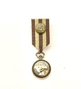 Steampunk medaille Graf Breitling