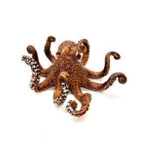 Steampunk knutsel octopus Waldemar