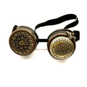 Steampunk goggles 109