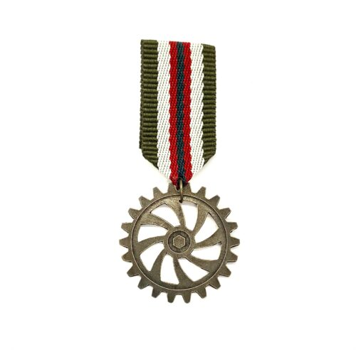 Steampunk medaille Otto Lilienthal