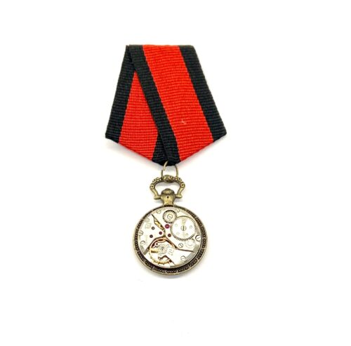 Steampunk medaille Melli Beese